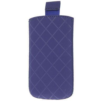 Valenta Pocket Neo Diamonds Blue, do velikosti 136.6 x 70.6 x 8.6 mm (Samsung Galaxy SIII, BlackBerry Z10)