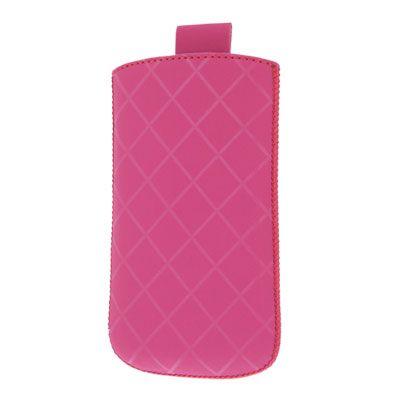 Valenta Pocket Neo Diamonds Pink, do velikosti 136.6 x 70.6 x 8.6 mm (Samsung Galaxy SIII, BlackBerry Z10)