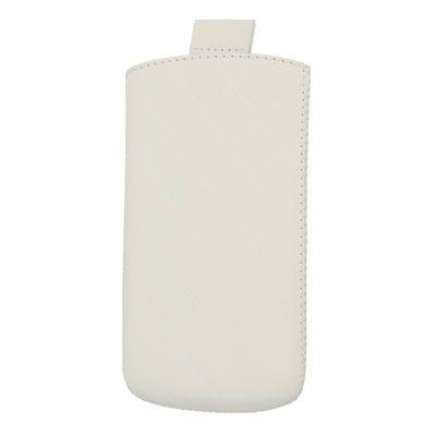 Valenta Pocket Neo Diamonds White, do velikosti 136.6 x 70.6 x 8.6 mm (Samsung Galaxy SIII, BlackBerry Z10)