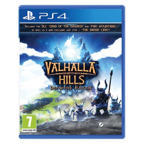 Valhalla Hills (Definitive Edition) PS4