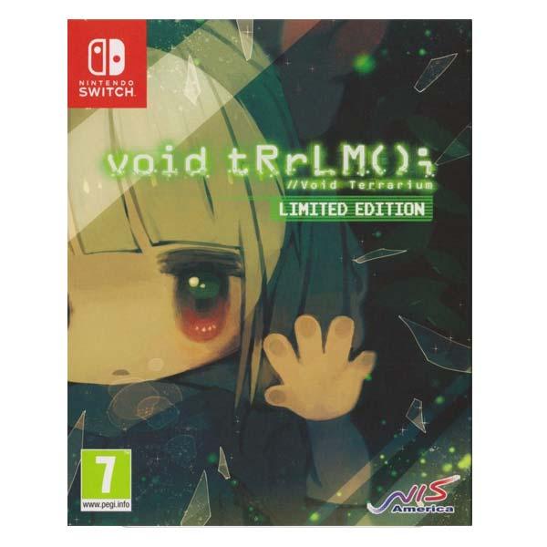 void tRrLM (); //Void Terrarium (Limited Edition)