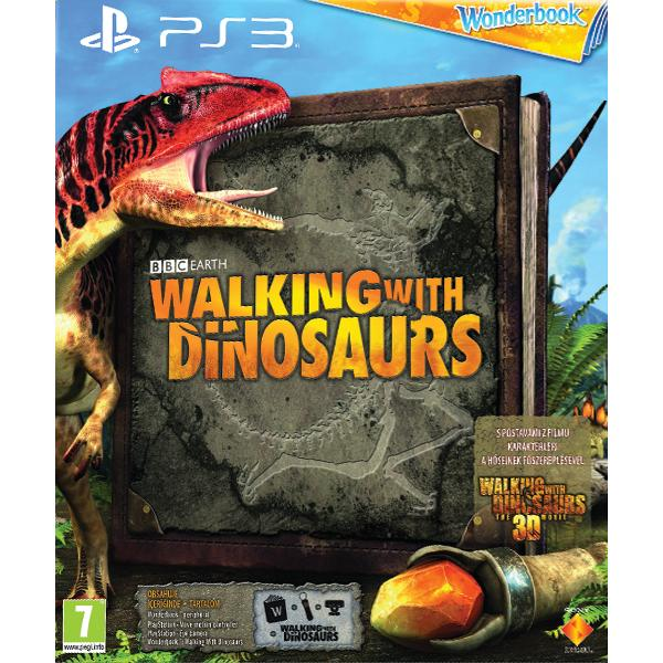 Wonderbook: Walking with Dinosaurs CZ Sony PlayStation Move Starter Pack PS3