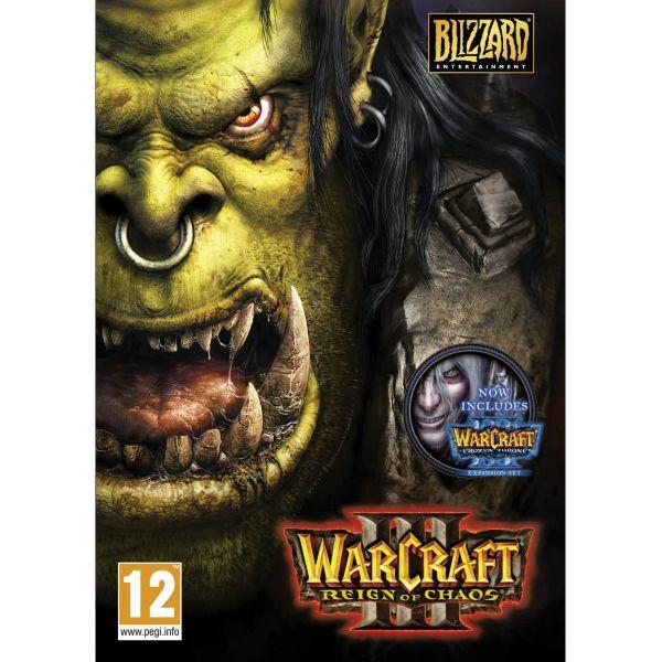 Warcraft 3 Complete EN