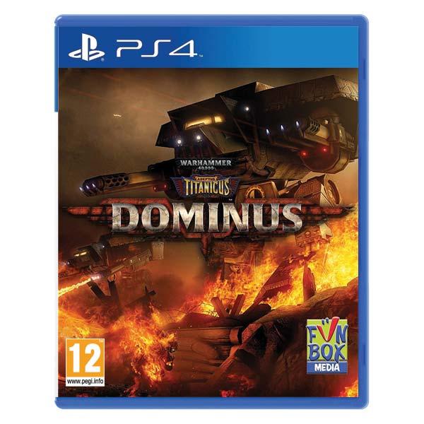 Warhammer 40,000: Adeptus Titanicus Dominus