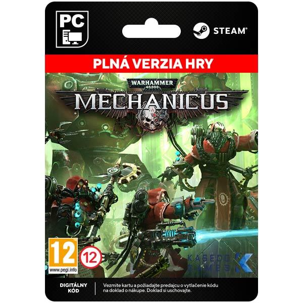 Warhammer 40,000: Mechanicus [Steam]