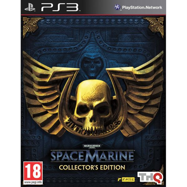 Warhammer 40,000: Space Marine (Collector's Edition) PS3