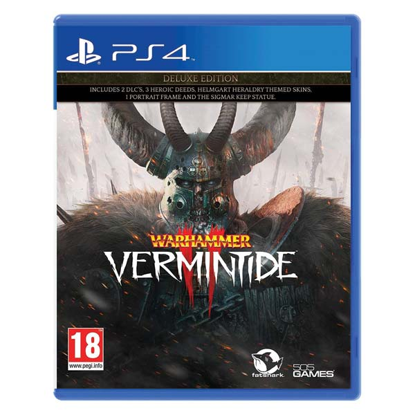 Warhammer: Vermintide 2 (Deluxe Edition) PS4