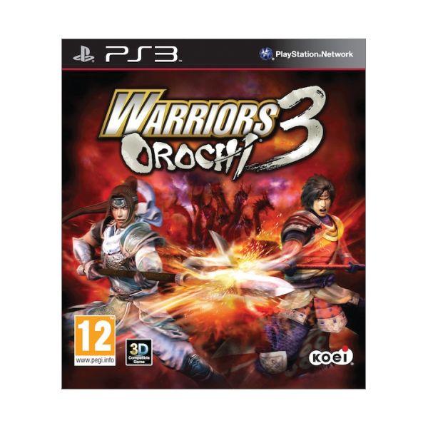 Warriors Orochi 3 Pc: Warriors Orochi 3