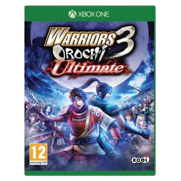 Warriors Orochi 3: Ultimate XBOX ONE