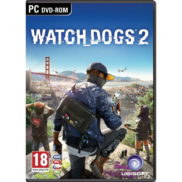Watch_Dogs 2 CZ PC