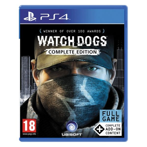 Watch_Dogs CZ (Complete Edition)