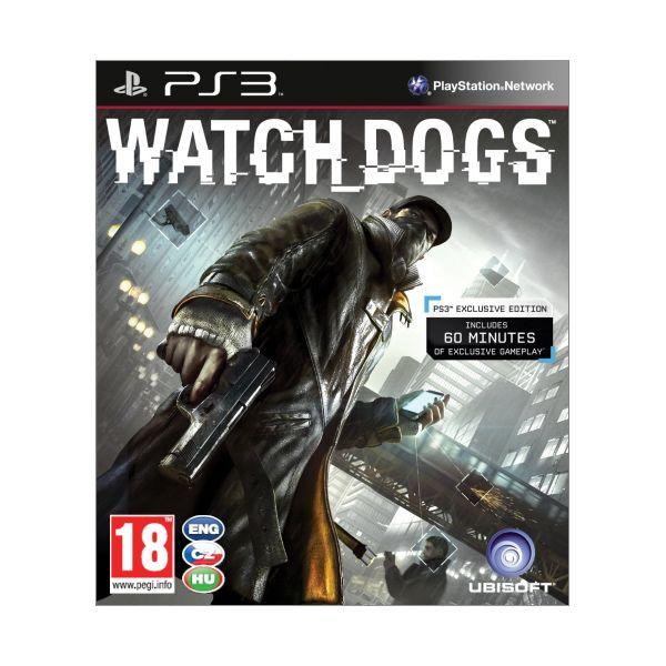 Watch_Dogs CZ[PS3]-BAZAR (použité zboží)