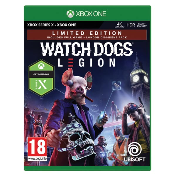 Watch Dogs: Legion (Limited Edition)