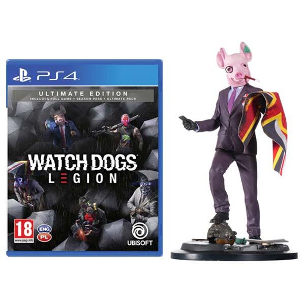 Watch Dogs: Legion (chackinka Collector 'Edition)