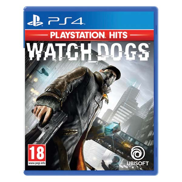 Watch_Dogs [PS4] - BAZAR (použité zboží)