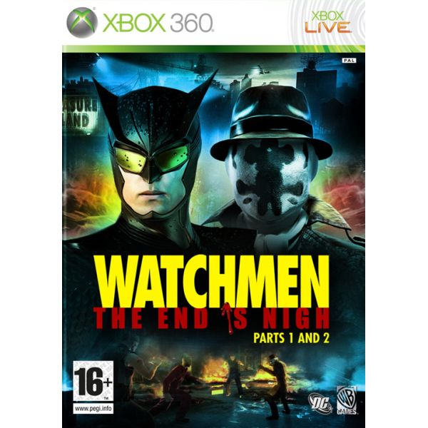 Watchmen: The End is Nigh XBOX 360