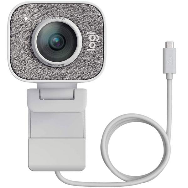 Webová kamera Logitech StreamCam, biela