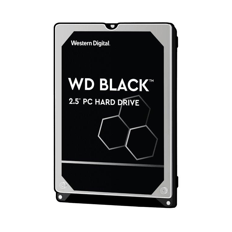 "Western Digital HDD Black, 500GB, 32MB Cache, 7200 RPM, 2.5""(WD5000LPLX)"