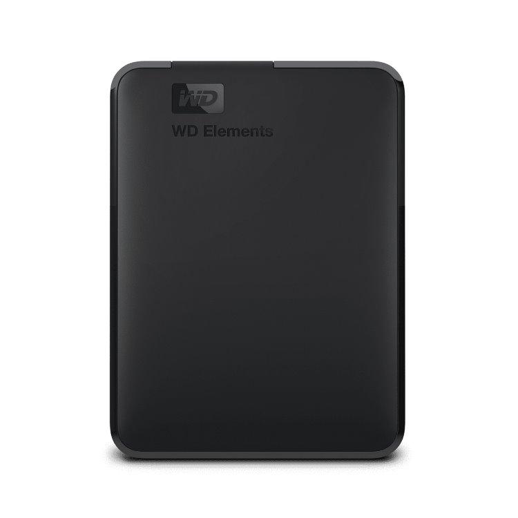Western Digital HDD Elements Portable, 5TB, USB 3.0 (WDBU6Y0050BBK-WESN)