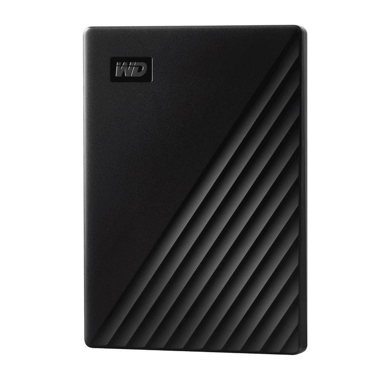 Western Digital HDD My Passport, 4TB, USB 3.0, Black (WDBPKJ0040BBK-WESN)