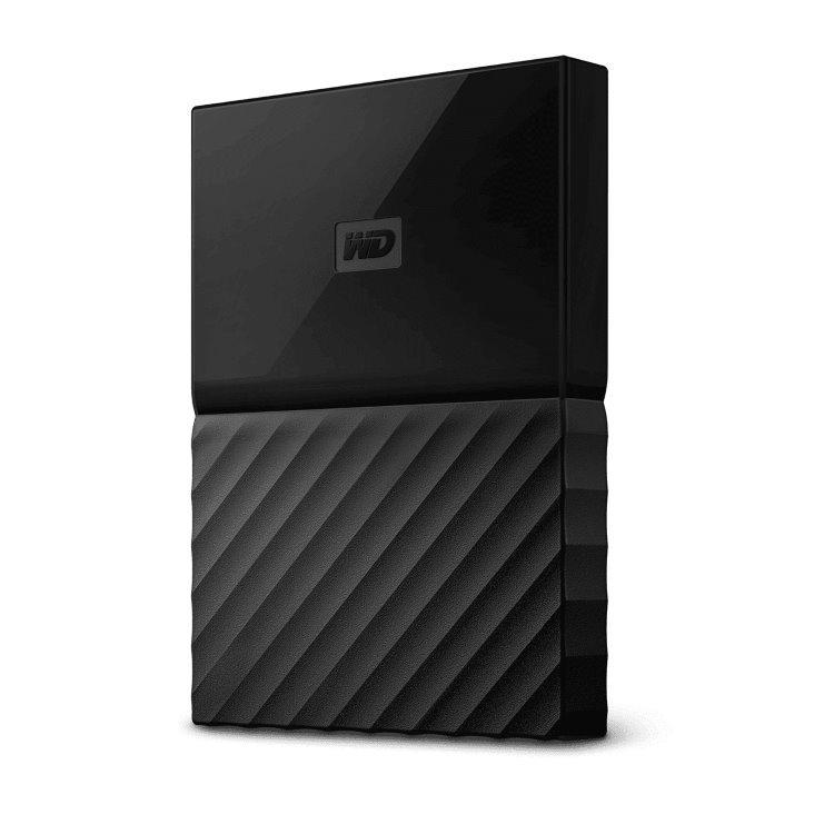 Western Digital HDD My Passport for Mac, 4TB, USB 3.0 (WDBP6A0040BBK-Wese)