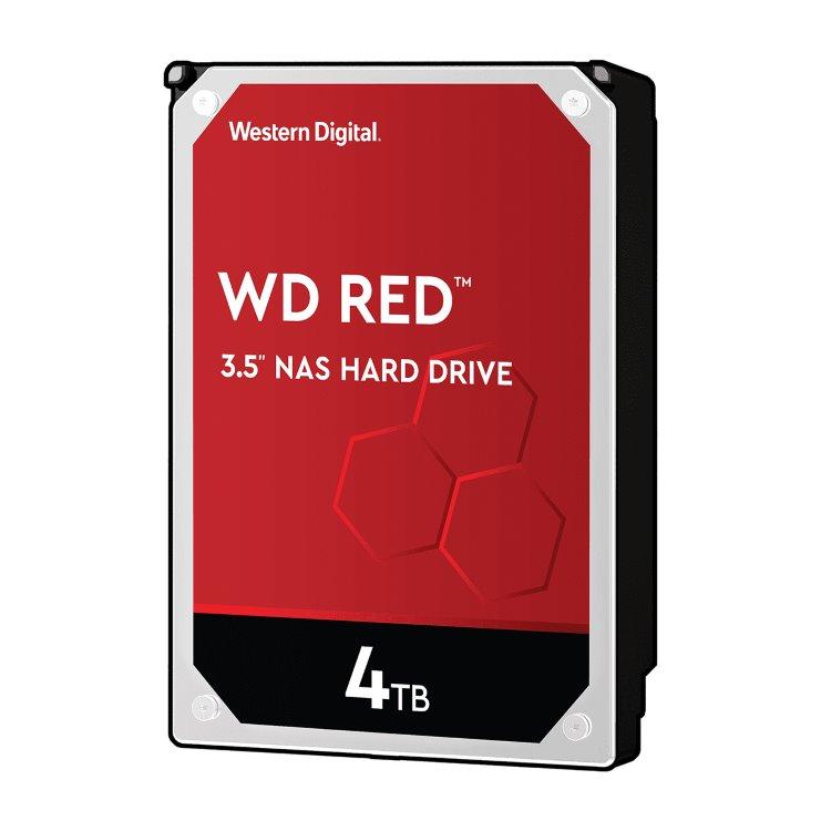 "Western Digital HDD Red, 4TB, 256MB Cache, 5400 RPM, 3.5""(WD40EFAX)"