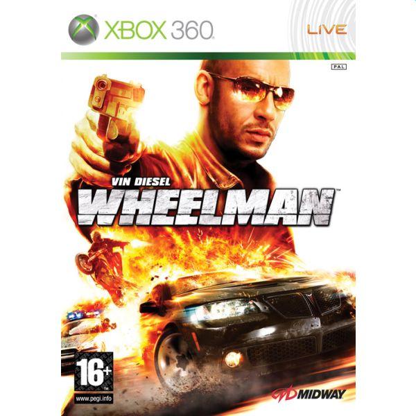 Wheelman XBOX 360
