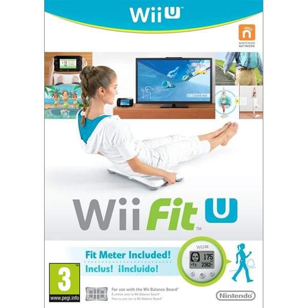 Wii Fit U Fit Meter, Green Wii U
