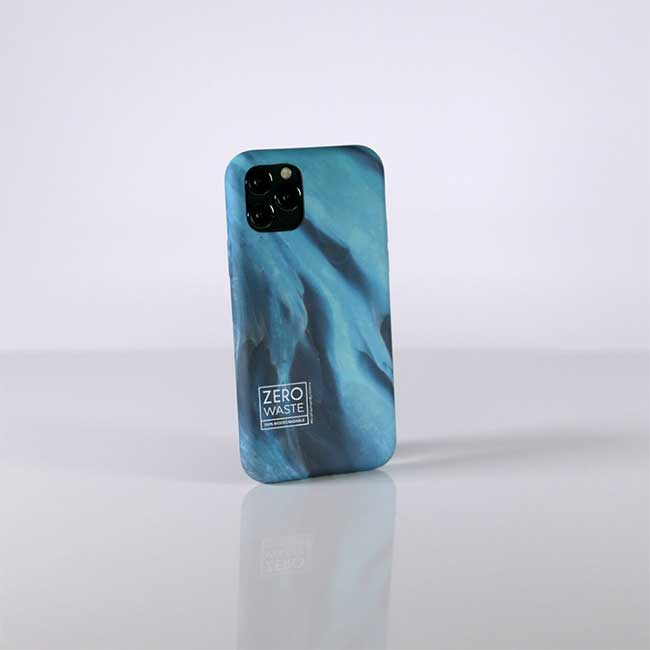 Wilma Glacier – kryt pre Apple iPhone 12/12 Pro