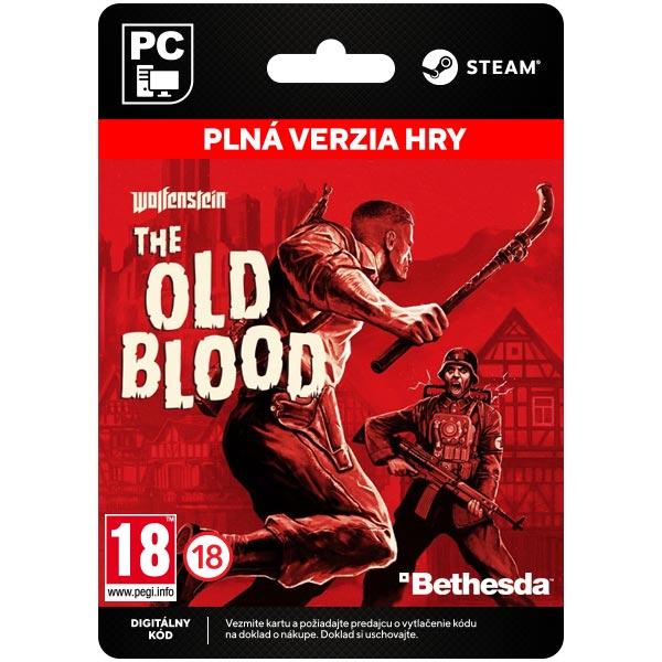 Wolfenstein: The Old Blood[Steam]