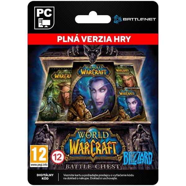 World of Warcraft Battle Chest + 30 dnů[Battle.net]