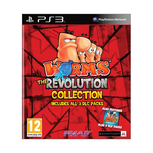 Worms (The Revolution Collection) PS3