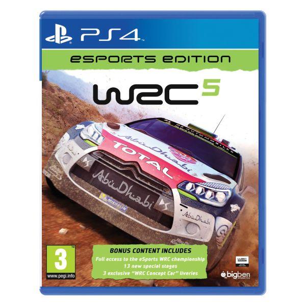 WRC 5 (eSports Edition) PS4