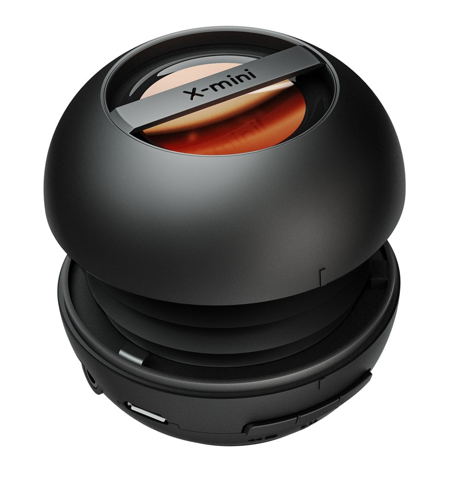 X-Mini Kai 2-Přenosný reproduktor s Bluetooth a mikrofonem
