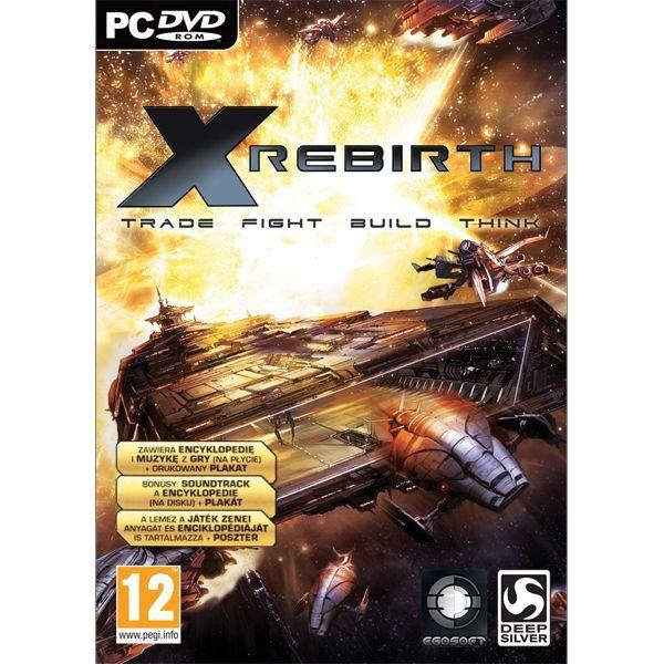 X: Rebirth PC
