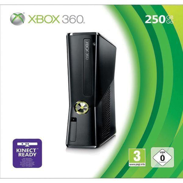 Xbox 360 Premium S 250GB-BAZAR (použité zboží, smluvní záruka 6 měsíců)