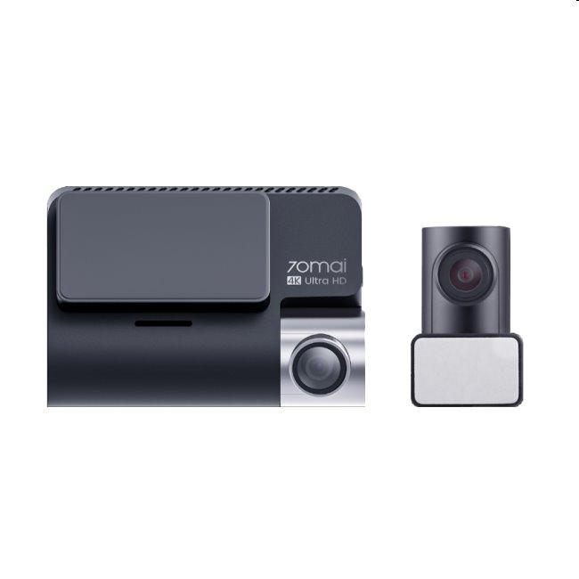 Xiaomi 70Mai 4K autokamera A800s + zadná FullHD kamera