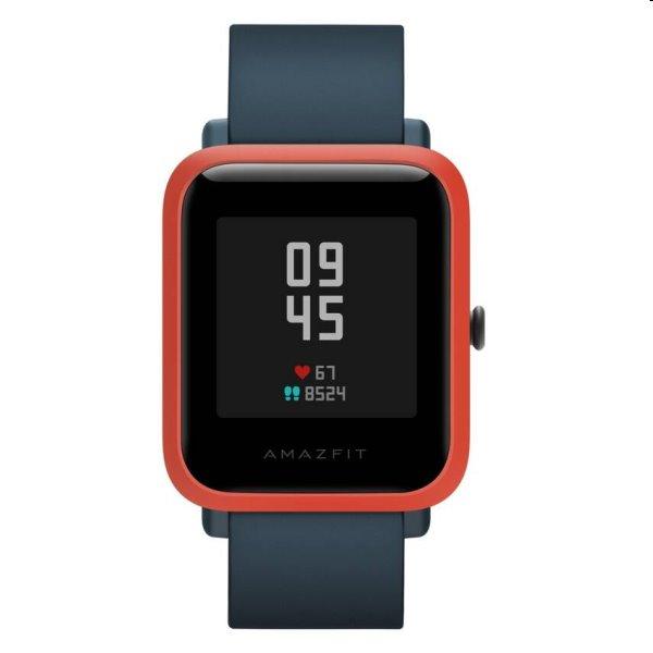 Xiaomi Amazfit Bip S, red orange