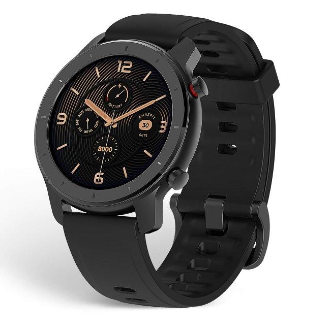 Xiaomi Amazfit GTR, 42mm, multifunkční hodinky, Black