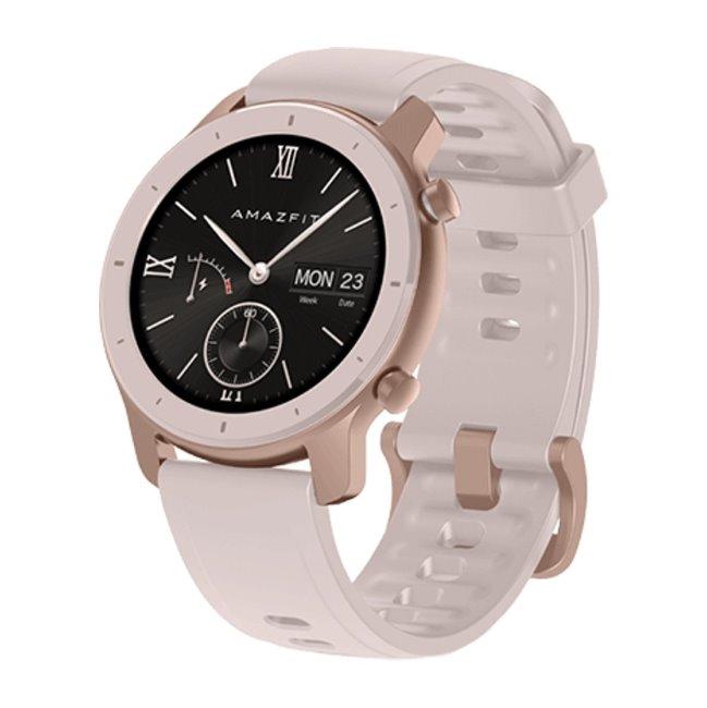 Xiaomi Amazfit GTR, 42mm, multifunkční hodinky, Pink
