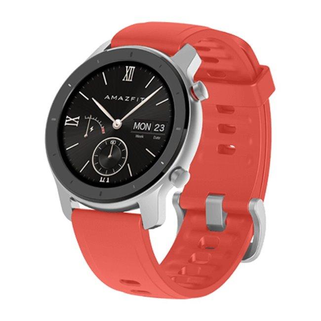 Xiaomi Amazfit GTR, 42mm, multifunkční hodinky, Red