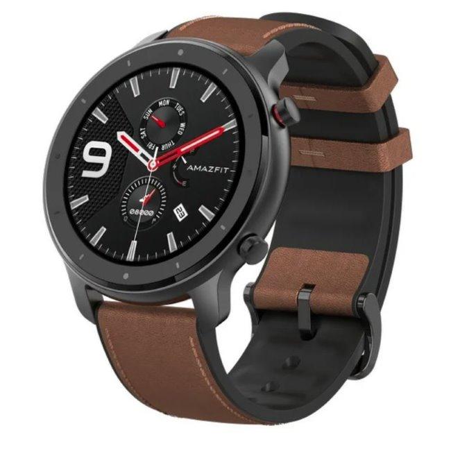 Xiaomi Amazfit GTR, 47.2mm, multifunkční hodinky, Aluminium Alloy