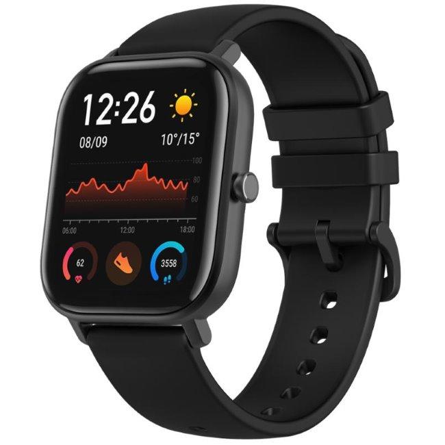 Xiaomi Amazfit GTS, multifunkční hodinky, Black
