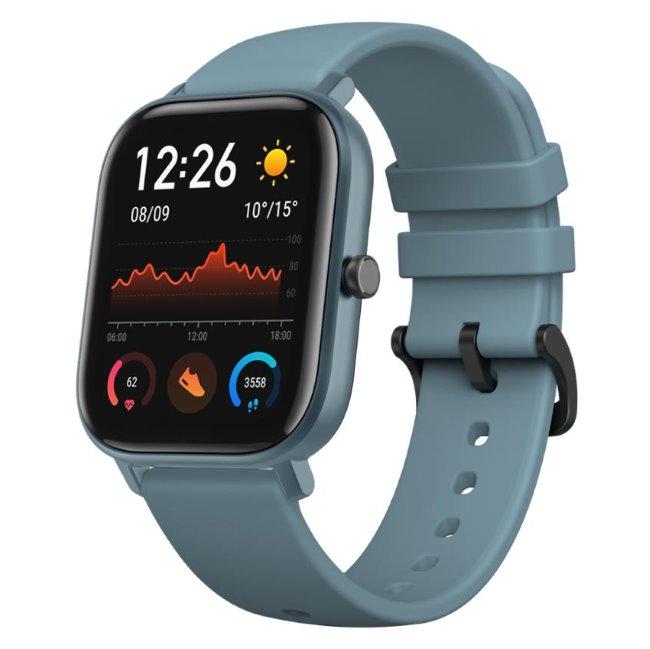 Xiaomi Amazfit GTS, multifunkční hodinky, Blue