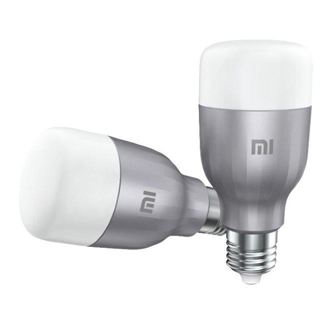 Xiaomi Mi LED Smart žárovka (Bílá a barevná)