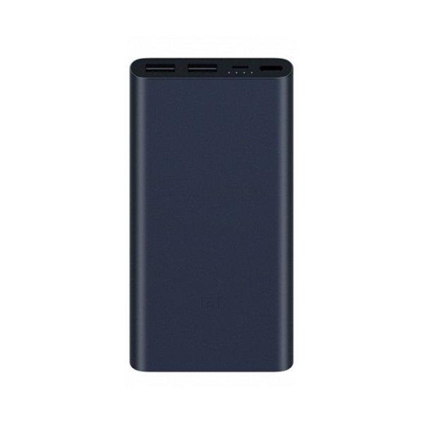 Xiaomi Mi Powerbank 2S-10 000 mAh, black