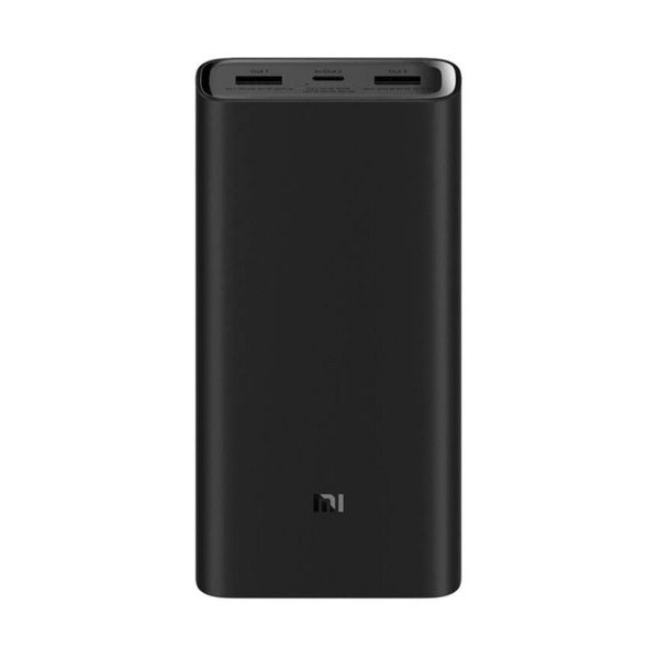 Xiaomi Mi Powerbank 3 Pro-20 000 mAh, Black