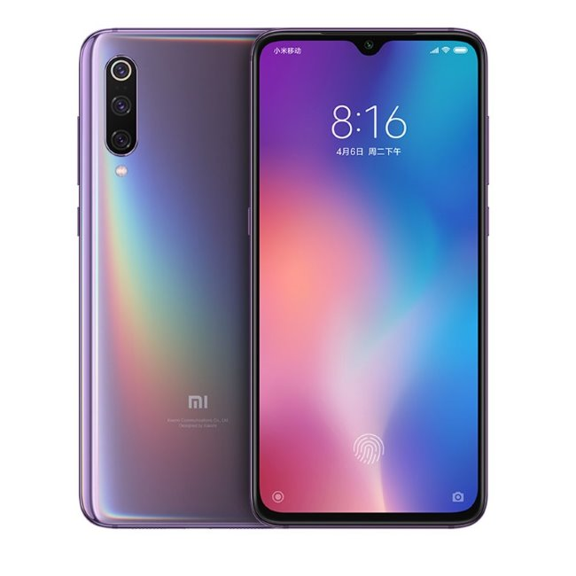 Xiaomi Mi9, 6GB/128GB, Dual SIM, Purple-CZ distribuce