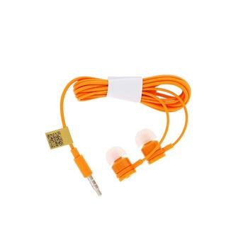 Xiaomi Pistons - ZBW4044CN, kabelový Stereo Headset s 3.5 mm konektorem, Orange
