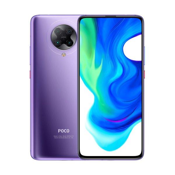 Xiaomi Pocophone F2 Pro, 6GB/128GB, Electric Purple + silikonové pouzdro Xiaomi